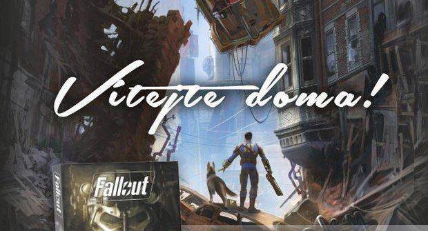 Deskovinky #40: České vydání stolní adaptace Falloutu a další nové hry