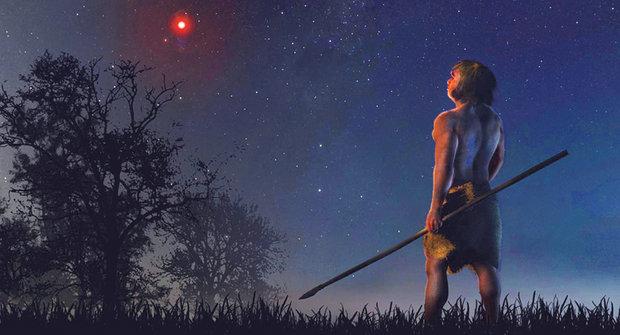 Hvězda neandrtálců: Setkání před 70 tisíci lety