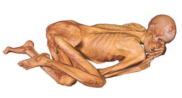 Nejstarší tetování: Mumie z Gebeleinu