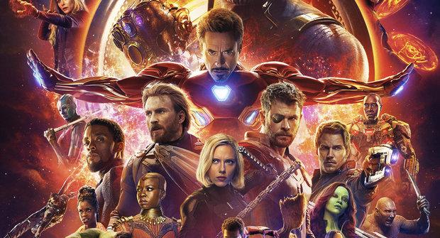 Avengers: Infinity War - Odhalujeme nová tajemství filmu
