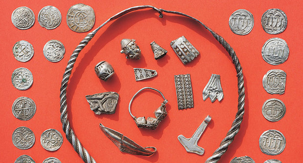 Harald Modrozub: Poklad vikinského krále