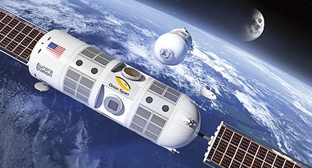 Stanice Aurora: První vesmírný hotel