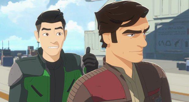Star Wars Resistance: Hvězdné války v novém seriálu