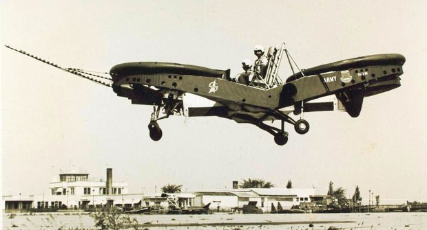 Šílený vynález: Létající džíp americká armáda nechtěla