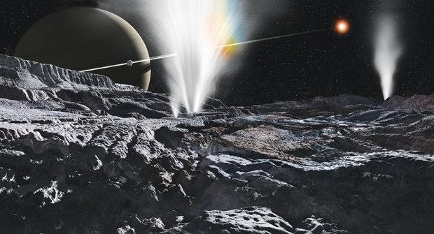 Oceány ve vesmíru: Sluneční soustava plná vody