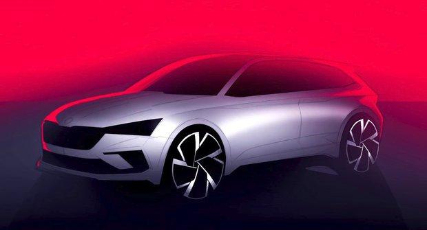 Škoda Vision RS: Vznik nového show auta