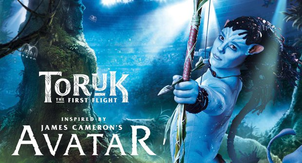 Příběh Avataru od Cirque Du Soleil míří do Prahy
