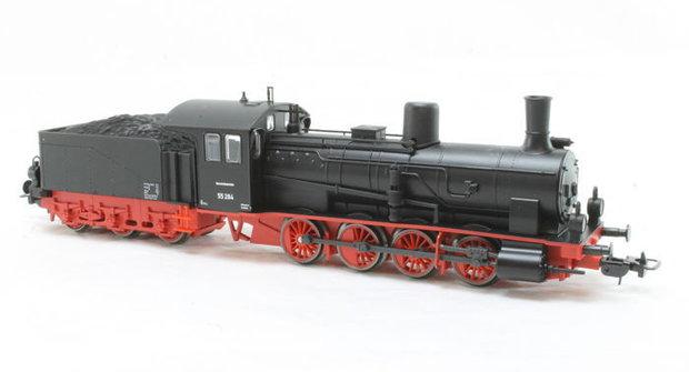 Mašinky v ABC #10: Parní lokomotiva BR 55