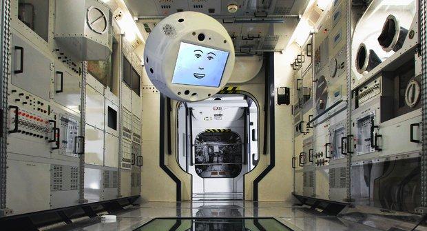 CIMON: Umělá inteligence ve vesmíru