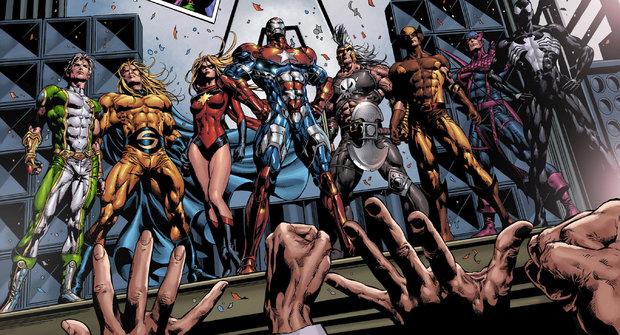 Odhalujeme záhadnou budoucnost Marvelu: Temní Avengers na obzoru