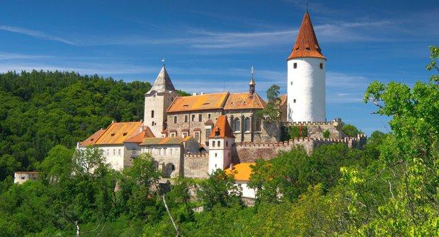 Vývoj hradu 5: Jak se staví hrad I.