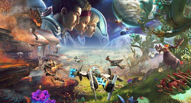 Starlink: Recenze hry - vybojuj svobodu pro soustavu Atlas!