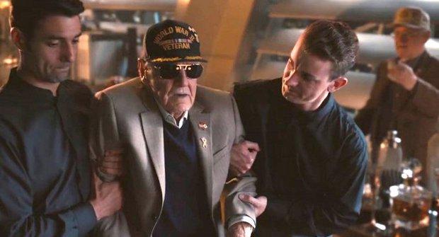 Stan Lee: Symbol Marvelu (ne)bude chybět v nových filmech