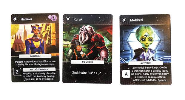 Master of Orion: Stolní hra na motivy videoherní legendy