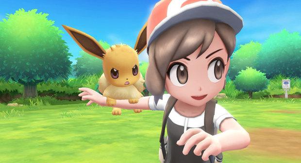 Hry v časopisu ABC 24/2018: Pokémon: Let's Go, Pikachu! Darksiders III a Artifact