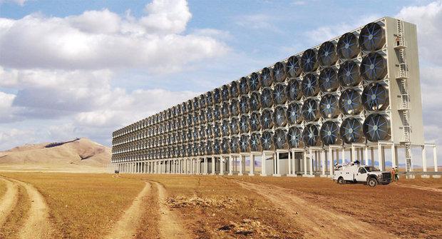 Lapač CO2: Chytrá čistička vzduchu