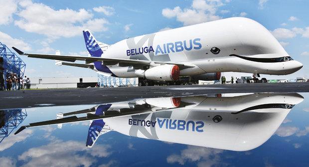 Létající velryba: Airbus Beluga XL