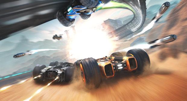 ABC VERDIKT: Grip Combat Racing - závodní šílenost s rotačákem