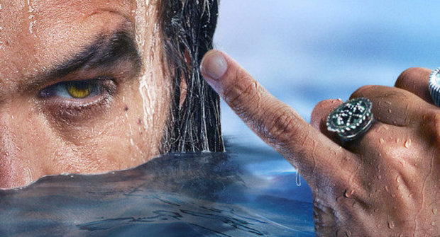 Aquaman: 6 tajemných tváří superhrdiny, které neuvidíte