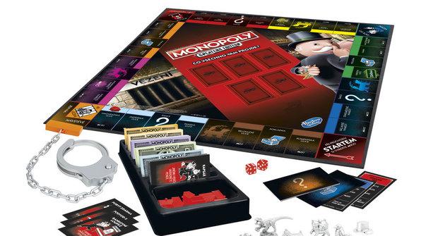 Vánoční soutěž o 5 her Monopoly od Hasbro