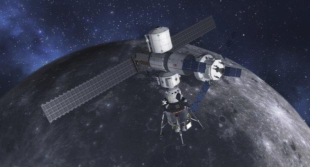 Loď na Měsíc: Nové přistání se chystá