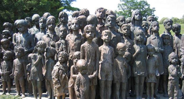 Lidice pro 21. století: Soutěž pro děti a studenty