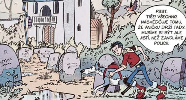 Komiks s rozumem 2: Jak se kreslí komiks - Expozice