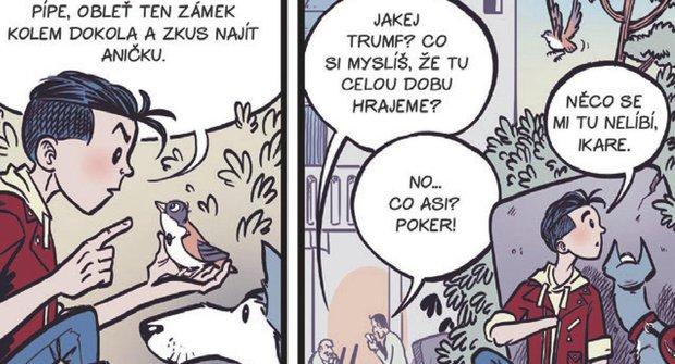Komiks s rozumem 3: Jak se kreslí komiks - střih