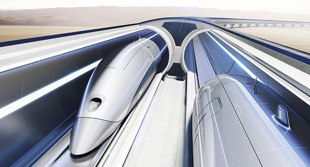 Hyperloop na obzoru: První prototyp je tady!