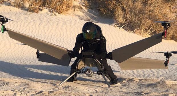 ElectraFly: Osobní kvadrokoptéra s turbínou