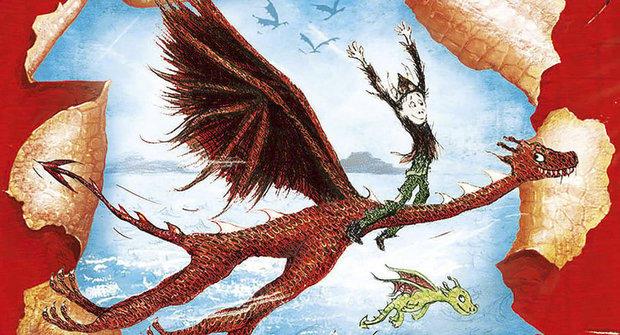Výherci soutěže o sérii knížek Jak vycvičit draka