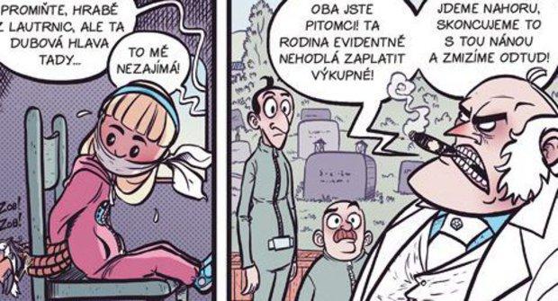 Komiks s rozumem 4: Jak se kreslí komiks - porušení pravidel