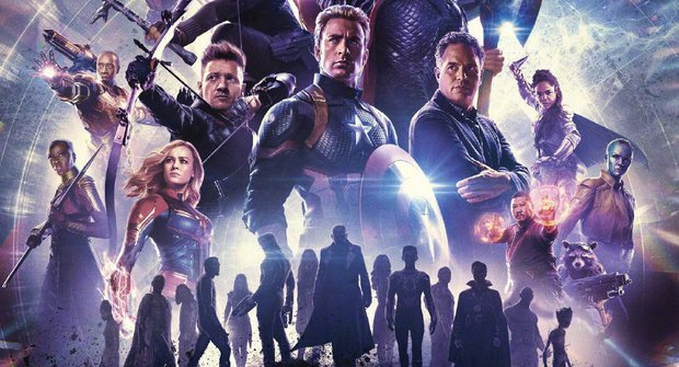 Záhada čínského plakátu k Avengers: Endgame