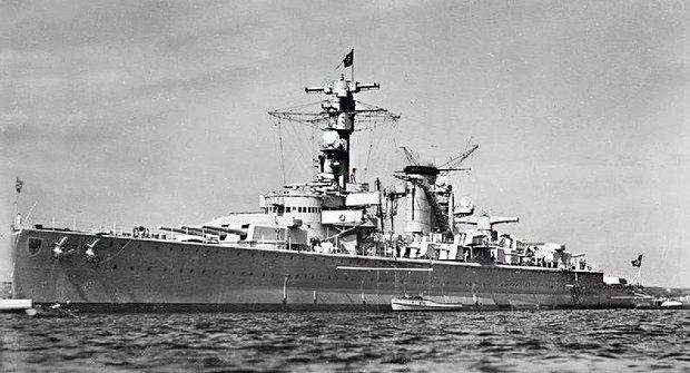 Kapesní bitevní lodě: Korzáři Hitlerovy armády