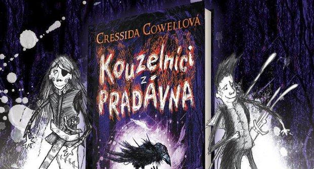 Výherci soutěže o knížku Kouzelníci z pradávna