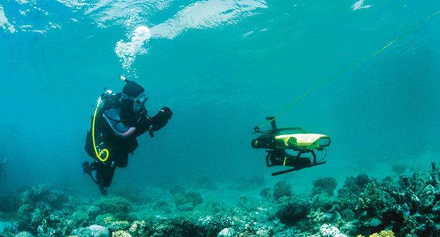 Podmořští roboti: Zachránci korálových útesů