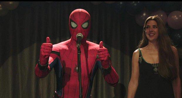 Výherci soutěže s filmem Spider-Man: Daleko od domova