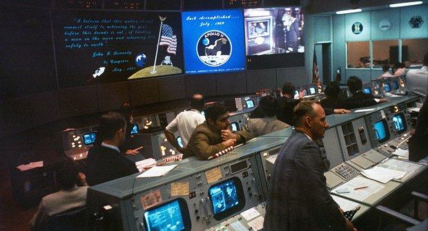 Houston v novém: Apollo 11 jako před 50 lety