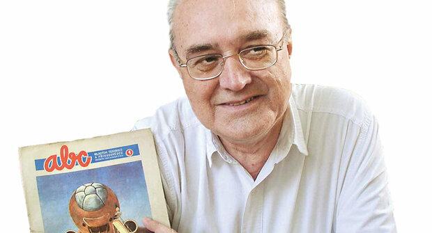 Vlastislav Toman:  Ábíčku otevřel dveře dokořán