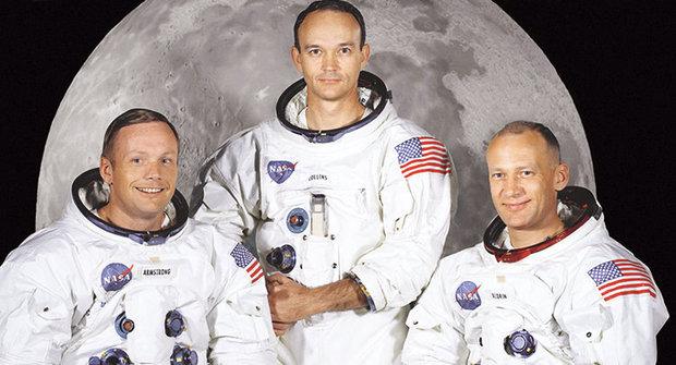 Hlavní téma ABC: 50 let od prvních kroků na Měsíci