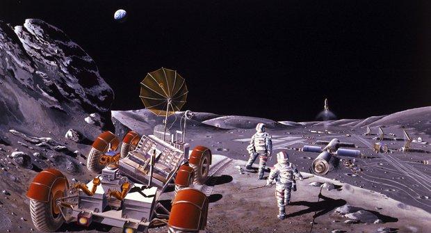 Návrat na Měsíc už nestačí: Teď tam zůstaneme!