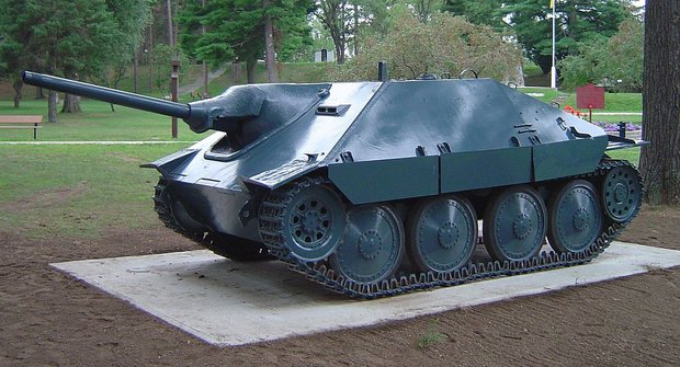 Stíhač tanků Jagdpanzer 38 (t) Hetzer: Německá hrozba vyráběná u nás
