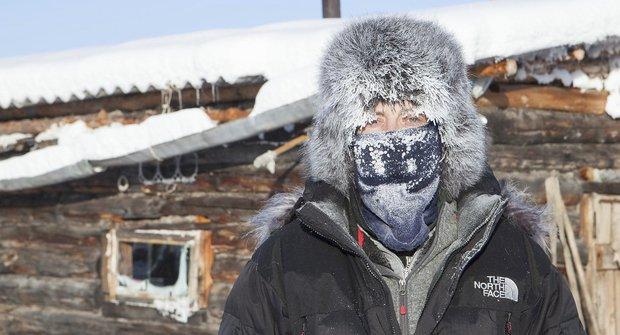 Zima jako na Sibiři: Nejchladnější místo světa