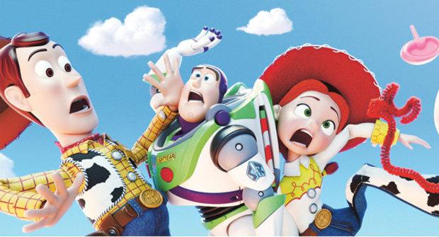 Fenomén Toy Story: První digitální animák