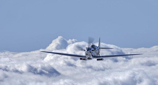 Legenda Spitfire na cestě kolem světa