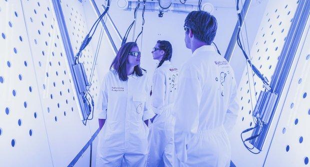 Marsonaut: Čeští vědci nakrmí astronauty i lidstvo?