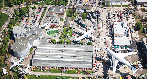 Speyer & Sinsheim: Planety technických divů