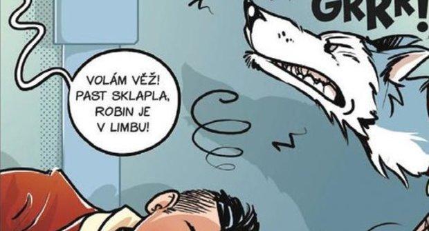 Komiks s rozumem 14: Jak se kreslí komiks - panelování
