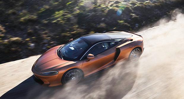 McLaren Gran Turismo: Až od 150 cm!