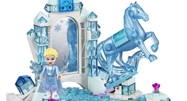 Výherci soutěže 10 stavebnic LEGO Disney Ledové Království II